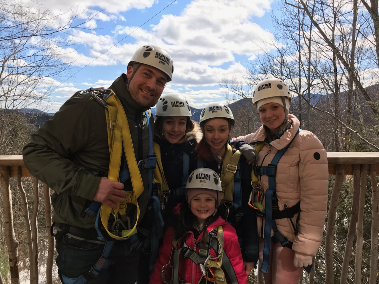 Family Zipline Tour