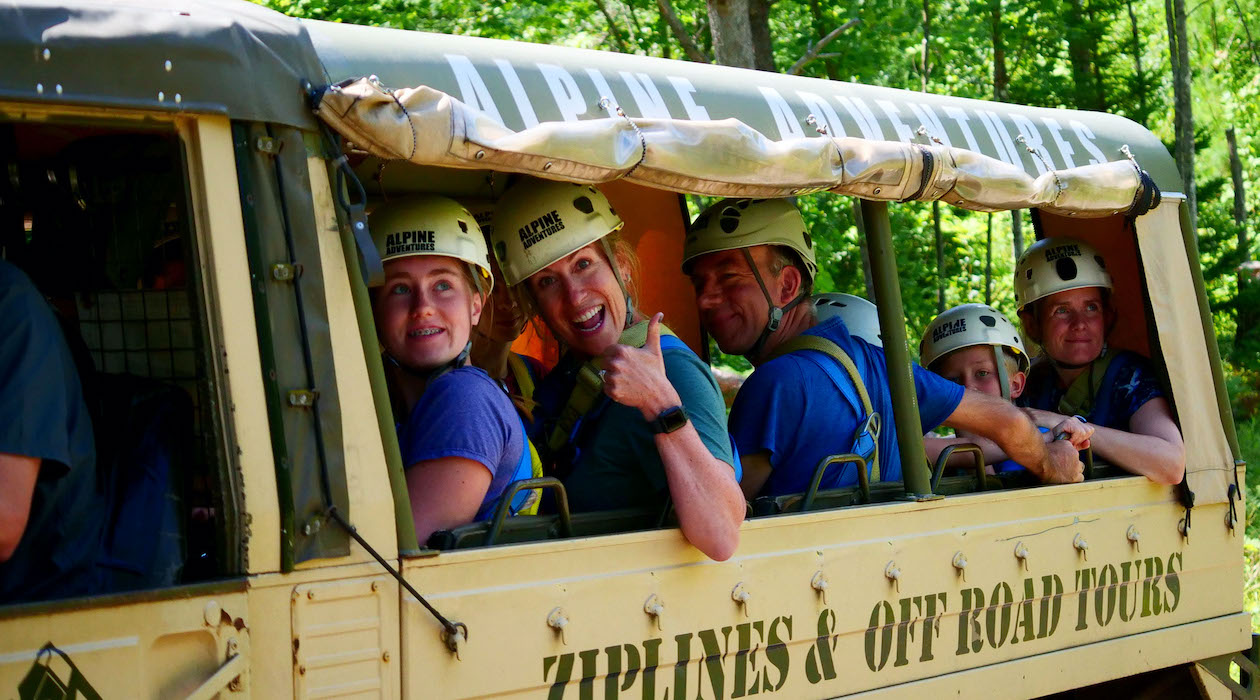 Pinzgauer Off-Road Tour