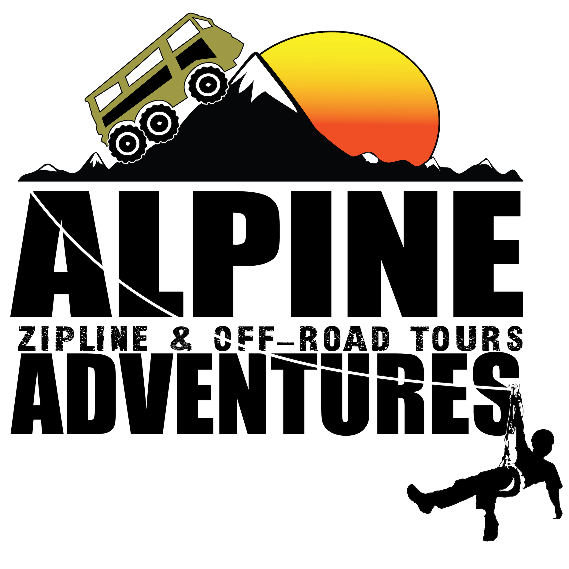 Alpine Adventures Logo